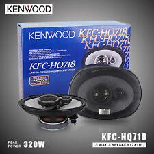 """Kenwood KFC-HQ718 7x10"""" Speakers"""