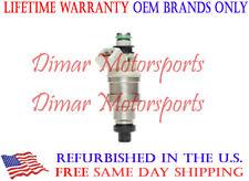 Lifetime Warranty - Single OEM Fuel Injector - B210H
