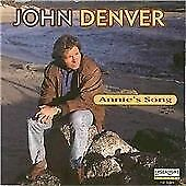 John Denver.  ANNIE'S SONG  - Brilliant Album ! - CD - 10 tracks