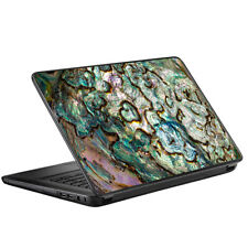 Skins for HP 2000 Laptop Decals wrap - Abalone Shell Gold underwater
