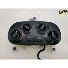 Commande de chauffage occasion 735629323 - FIAT 500 1.2I - 612234743