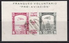 ESPAÑA - GUERRA CIVIL - CADIZ - FRANQUEO VOLUNTARIO  PRO AVION