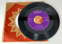 """NAT """"KING""""COLE - GIVE ME YOUR LOVE / MADRID - 45 - CAPITOL RECORDS *************"""