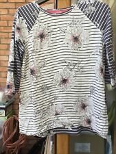 JOULES POLLY top SZ UK 14