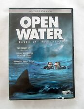 Open Water (Widescreen Edition) DVD - Based on True Events with Bonus Disk Shark