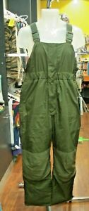 Mont Adventure Khaki Ski Snow Overalls Brand New Tags Size Large - 4 Charity