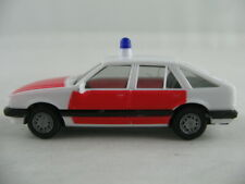 "Herpa Opel Ascona C Fließheck (1981-1984) ""FEUERWEHR/ELW"" 1:87/H0 NEU/unbespielt"