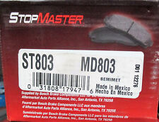 BRAND NEW STOP MASTER MD803 / D803 BRAKE PADS FITS 1999-2003 FORD WINDSTAR