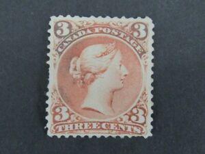 Nystamps Canada Stamp # 25 Mint OG $2700 e6xd