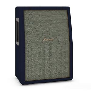 "Marshall L.E. Studio Series 2x12"" Vertical Plexi Cabinet in Navy Blue Levant"