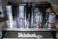 McIntosh MC-60 MC60  Tube Amplifier Complete Restoration Service