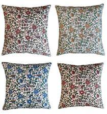Vintage new Liberty William Morris Briarwood fabric cushion cover Arts & Craft