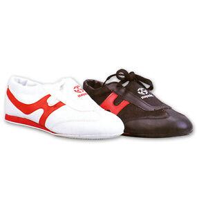 Martial Art Shoes -Taekwondo Karate Gym- 2 colours -- sizes including Childs