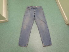 """Levi's 550 Relaxed Fit Jeans Waist 34"""" Leg 32"""" Faded Medium Blue Mens Jeans"""