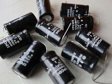 10 Pcs 4700µF 4700uF 16V 85° RM5 Elko Kondensator Capacitor EPCOS E-Cap Axial PP