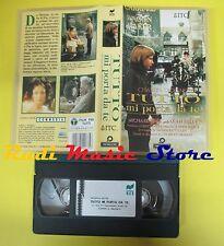film VHS TUTTO MI PORTA DA TE 1993 michael york sarah miles RCS (F35) no dvd
