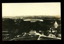Sussex OFFHAM Panoramic view RP PPC mailed from 1905 fine postmark