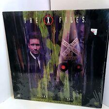 X-Files Laserdisc Episodes 3x09 & 3x10 (PRISTINE CONDITION)