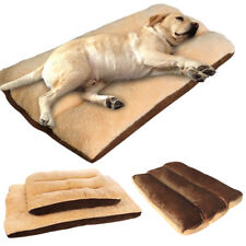 Dog Bed Large Pet Dog Bed Warm Winter Sofa Cushion Mat Plush Dog Mattress Comfy