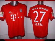 Bayern Munich Shirt ALABA Jersey Trikot Adidas Large Football Soccer Munchen