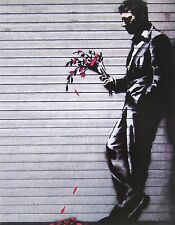Wither, Offset Lithograph, BANKSY