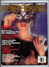 Penthouse March 1994 Magazine Mignon Champ Inside Israeli Mafia FREE SHIPPING