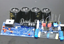 Douk Audio LM3886TF Power Amplifier Board+Rectifier Filter Power Supply DIY Kit
