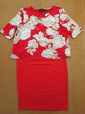 Short Sleeve Stretch, Bodycon Floral Dresses NEXT