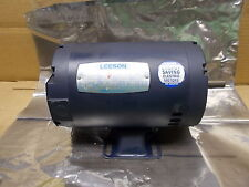 Leeson Motor 100030.00, 1725/1425RPM, 3/4HP, FRAME-RS56, 3 Phase