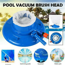 Swimming Pool Tools Vaccum Head Vacuum Brush Cleaner Floating Objects Cleaning