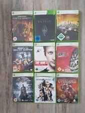 Xbox 360 Spielepaket - 5 Spiele