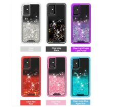 For Samsung Galaxy Note 20 Ultra  Case,Glitte Shockproof Cover+Screen Protector