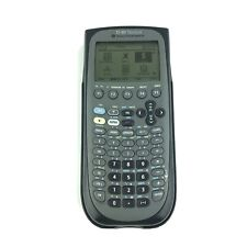 Texas Instruments Ti-89 Titanium Graphing Calculator w Slip Cover, Works, Tested