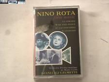 Nino Rota - Film music - Gelmetti  -  MC  SIGILLATO