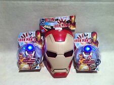 IronMan 3 ARC FX Hero Mask & Repulsors!