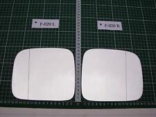 Außenspiegel Spiegelglas Ersatzglas Opel Monterey ab 1992-1999 Li oder Re asph