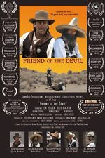 """Friend of the Devil"" DVD & Short Western Tales Book, SASS Cowboy, Alamo Village"