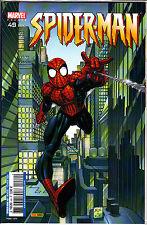 SPIDERMAN  V2   : N°  49   MARVEL FRANCE PANINI COMICS
