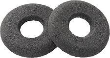 Plantronics 40709-02 Doughnut Ear Cushions fits SupraPlus, H251N H261 H351 H361