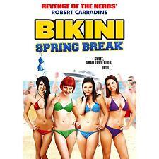 BIKINI SPRING BREAK brand new DVD