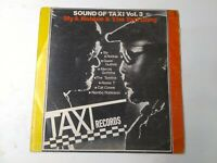 Sly & Robbie Sound Of Taxi Vol.3 Vinyl LP 1986