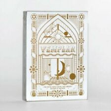 Templar Playing Cards Gold Limited Edition Only 2500 Custom Decks