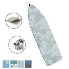 Duwee Ironing Board Cover and Pad,15x54inch Heat Resistant Sewn-in Bungee Cord