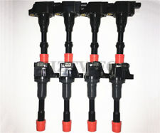 8PCS New Ignition Coil 30521-PWA-003&30520-PWA-003 For Honda Civic JAZZ FIT