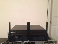 Cisco CISCO1941W-A/K9 Wireless Lan Integrated Services Modular Router