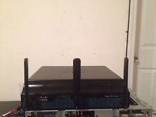 Cisco CISCO1941W-A/K9 Wireless Lan Integrated Services Modular Router