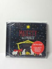 Majesty in A Manger (CD) Christmas Worship with Lincoln Brewster Darlene Zschech