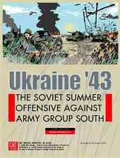 Ukraine '43: The Soviet Summer Offensive Against Army Group South, NEW