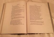 Boydell's Shakespeare The Tempest - FOLIO 1802 - RARE Edition Printed By Bulmer