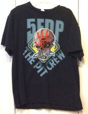 Five Finger Death Punch The Pit Crew Xl Black tshirt Used